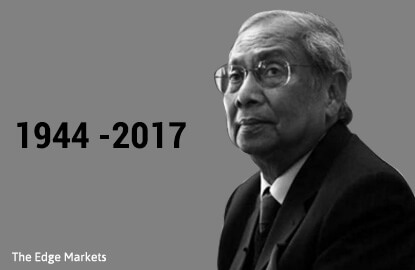 Sarawak Chief Minister Tan Sri Adenan Satem dies