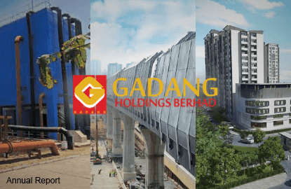 Immediate hurdle for Gadang at RM1.09, says AllianceDBS Research