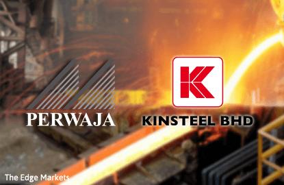 Perwaja, Kinsteel, post smaller 2Q losses