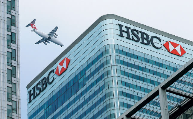 The Morgan Stanley Upgrades HSBC Holdings plc (HSBA) to