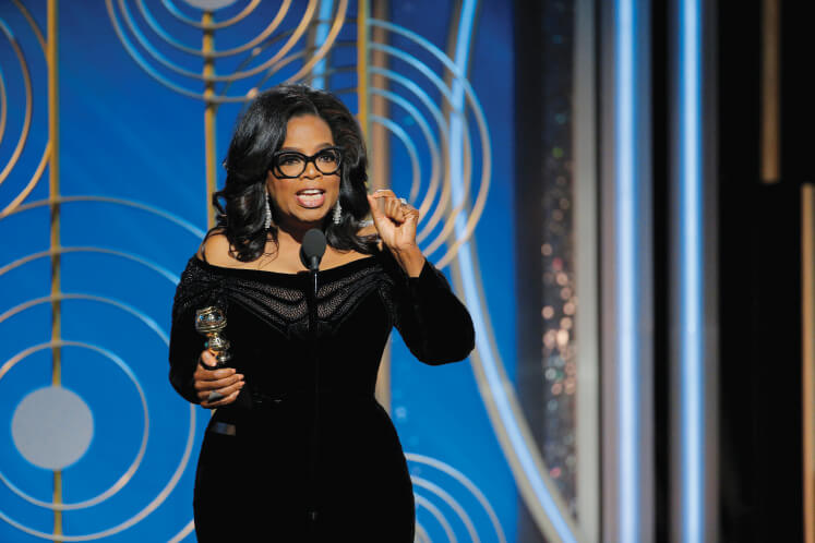 President Winfrey? No way, says Trump: