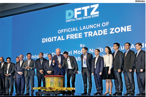 free trade zones in malaysia The digital free trade zone: a roundup  - malaysia to become a regional hub and e-fulfillment centre for e-commerce  free-trade zones help to boost imports.