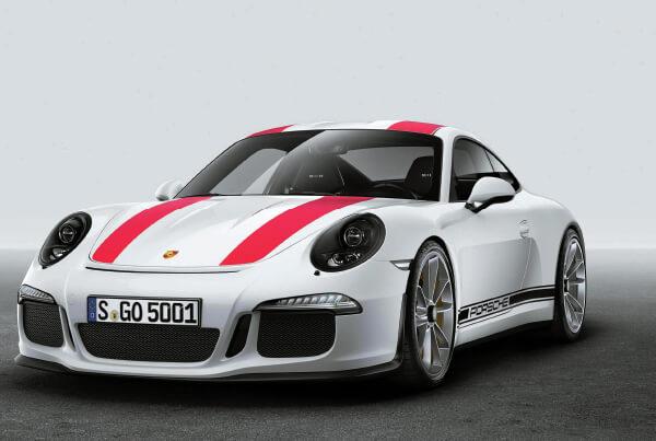 Porsche unveils new 911 Carrera T