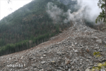 Landslide slams into Chinese village after typhoon, 27 missing