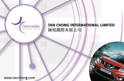 Tan Chong International half-year earnings fall 31% to S$21 mil