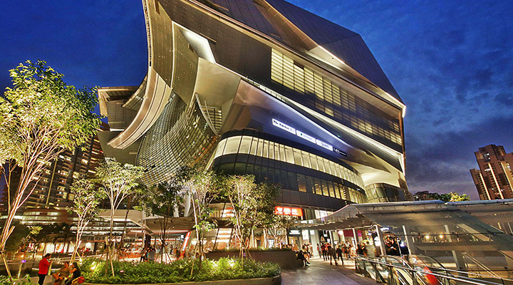 CapitaLand to sell The Star Vista for $296 mil, bringing divestments year-to-date to $5.7 bil