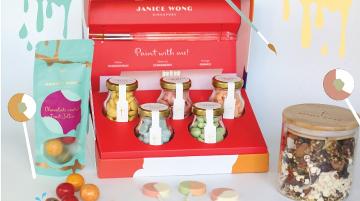 Work from home? Here are some great ideas by Janice Wong