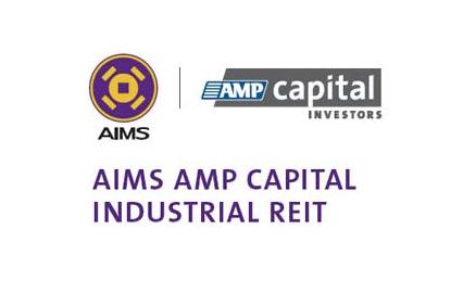 AIMS AMP Capital Industrial REIT (AAREIT) logo