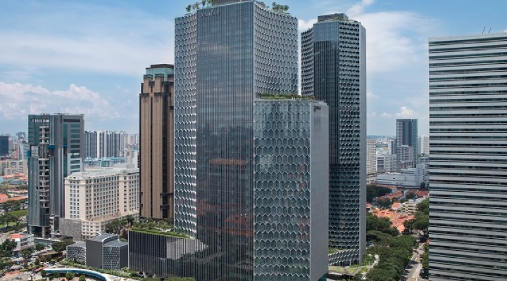 Temasek-Khazanah JV to sell Andaz Singapore for $475 mil