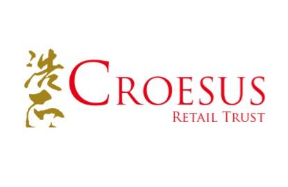 Croesus Retail Trust (CRT) logo
