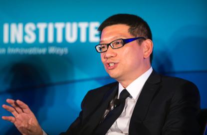 GIC new CEO Lim Chow Kiat