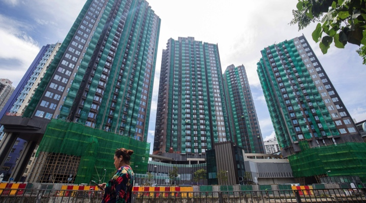 Hong Kong property stock dive not enticing enough for Eastspring