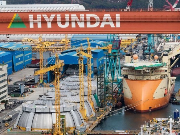 SGX shipbuilders could gain from merger of world's 2 ...