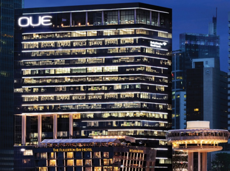 oue c reit Oue commercial reit is a singapore reit established with the principal  investment strategy of investing, directly or indirectly, in a portfolio of.