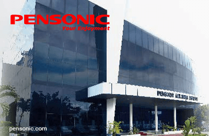 Company Overview of Pensonic Holdings Bhd