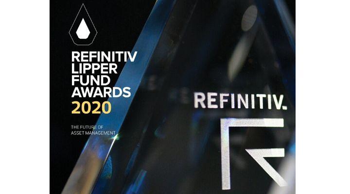 Refinitiv Lipper Fund Awards 2020