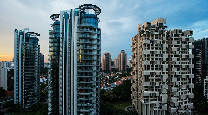 Singapore's luxury condos helped boost property sales in May