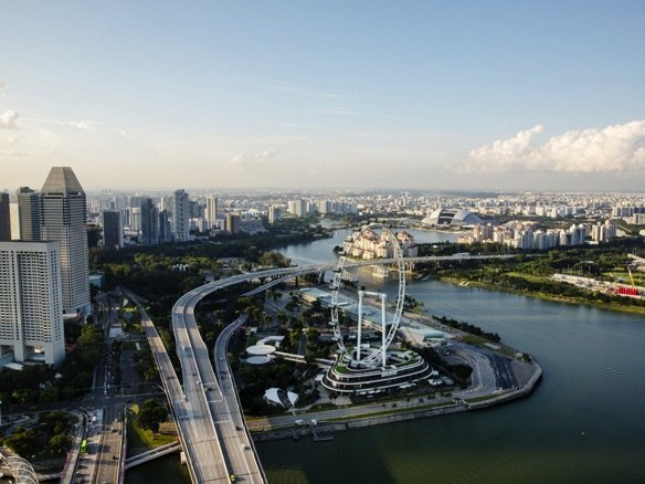 Singapore, Paris, Hong Kong tie for world's most expensive city