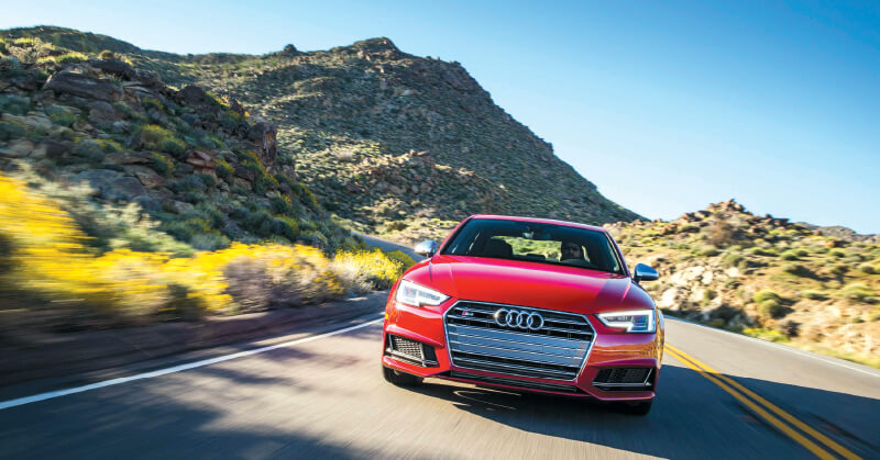 Cars 2018 Audi S4 A Perfectly Good Car If You Don T Need Sex Appeal