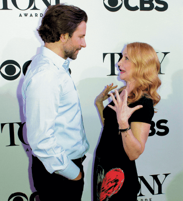 Cooper_Patricia-Clarkson_At-the-2015-Tony-Awards-Meet-the-Nominees-Press-Junket