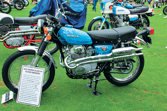HondaCL350fd_220515