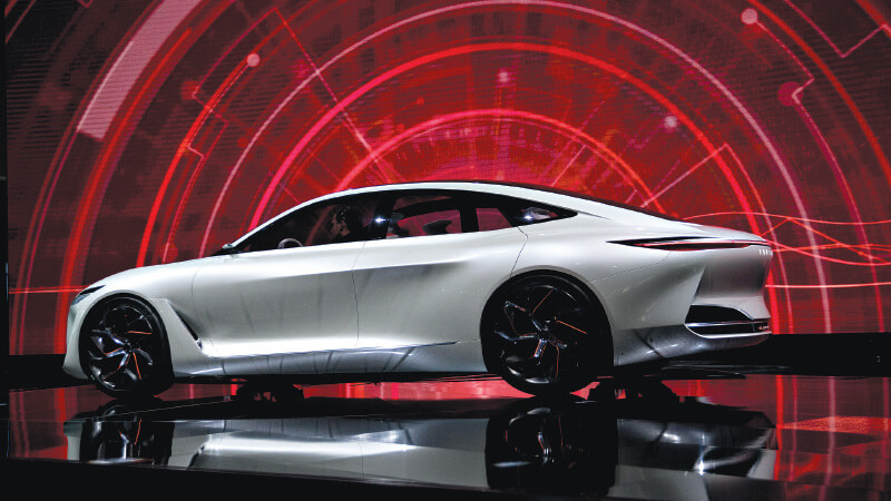 Cars Nissan Infiniti Goes Zen In Fresh Attack On Bmw And Audi The