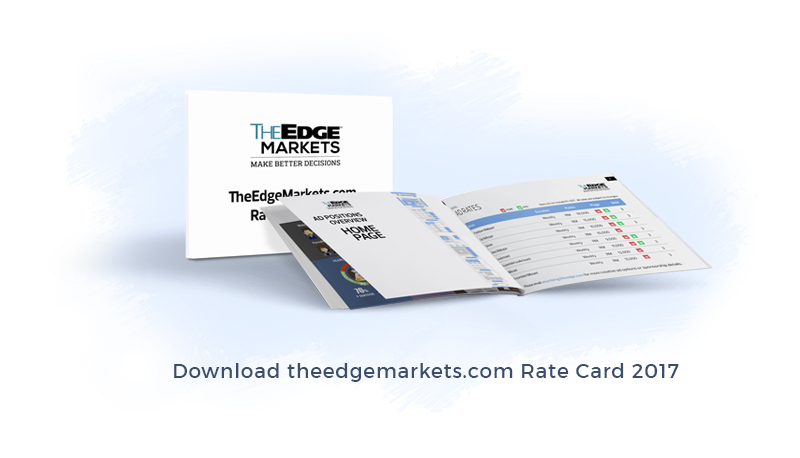 theedgemarkets.com Rate Card 2017