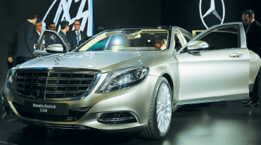 Mercedes-Benz-Maybach-S600