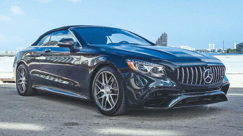 Cars Mercedes S63 Amg Convertible Is Cushy But Cut Throat The Edge Markets