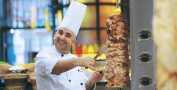 Resort-Cafe's_Chef-Ala'a_Chicken-Shawarma