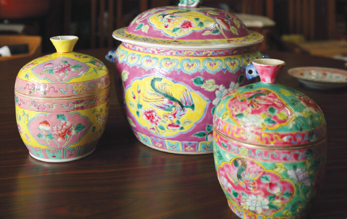 Cover Story: Investing in Peranakan ceramics | The Edge Markets