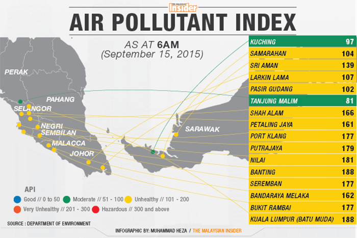 Cloud Seeding To Fight Smog Begins Today As Air Quality Worsens The Edge Markets