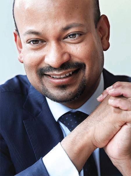 1MDB's new chief Arul Kanda Kandasamy.