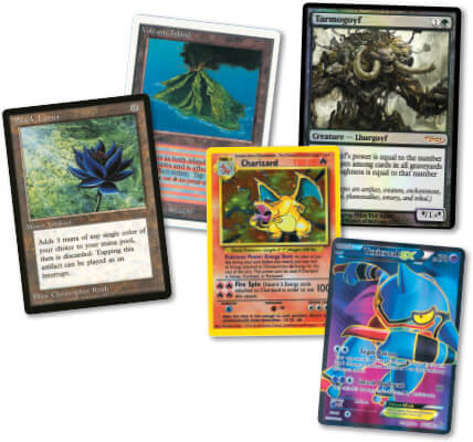 Cover Story: Big money in trading card games | The Edge Markets