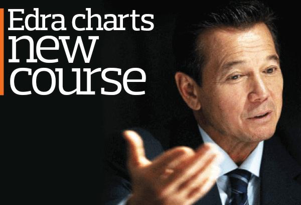Edra charts new course