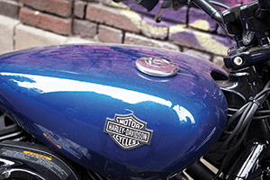 The Street series is the only in the Harley family that is made in North America and in India.