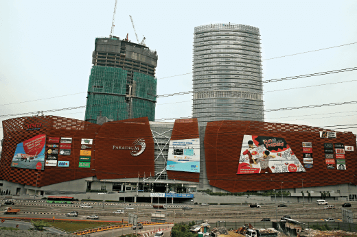 WCT's Paradigm Mall unperturbed by tenants moving out | The