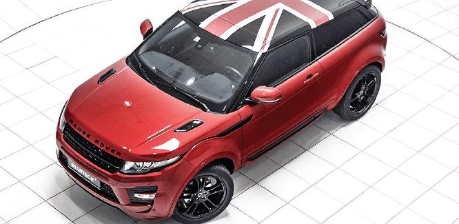 Range Rover Evoque Startech debuts at Merdeka Auto Fair 2016