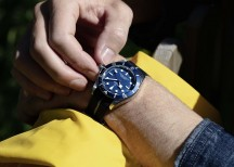 Tudor Black Bay Fifty-Eight Navy Blue - THE EDGE SINGAPORE