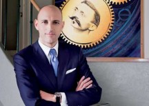 Tim Sayler, Audemars Piguet chief marketing officer,