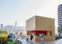 Hong Kong's newest landmark combines high-end art and retail