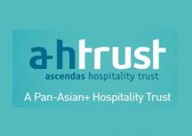 Ascendas Hospitality Trust logo
