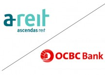 A-REIT and OCBC
