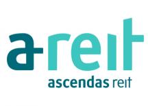 Ascendas REIT (A-REIT) logo