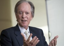 Bill Gross - by Bloomberg