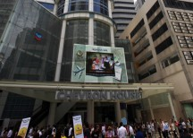 Oxley accepts expression of interest for $1.03 bil sale of Chevron House