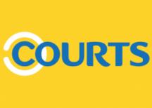 Courts Asia logo