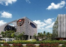 OUE Hospitality Trust (OUE HT) Crowne Plaza Changi Airport extension