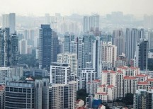 Singapore 2Q private home prices up for first time since curbs rolled out