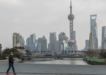 Hongkong Land wins $6.2 bil bid for Shanghai West Bund site